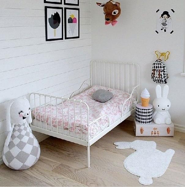 łóżeczko ikea