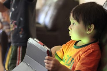 Dzieci w cyberświecie
