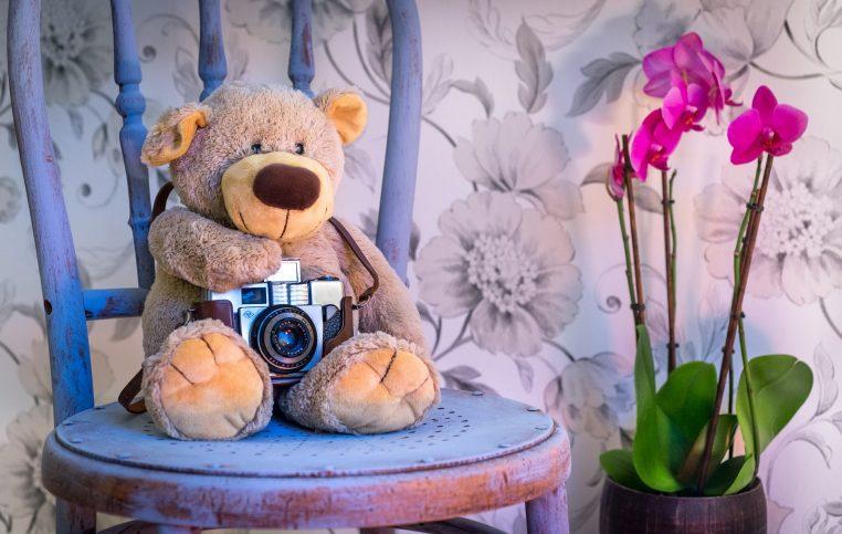 dziecięca sesja zdjęciowa