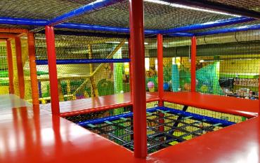 Sala zabaw Dżungla