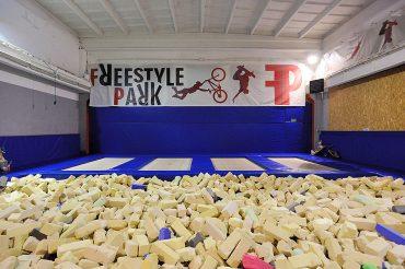 Freestyle Park Chorzów – trampoliny, rolki, a może narty?