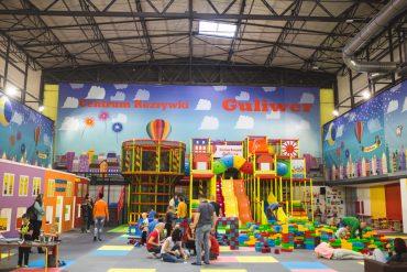 Bawilandia w Katowicach – centrum rozrywki Guliwer
