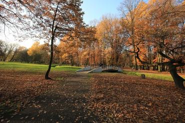 Park Chrobrego Gliwice