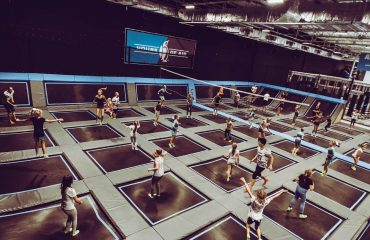 House of Air – Park Trampolin Gliwice